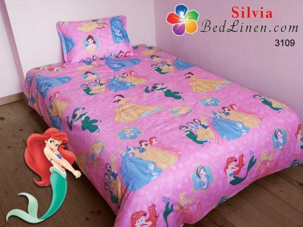 Детски спален комплект хасе Всички принцеси